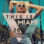 Compilation This is miami (20 live & direct house tunes) avec Peter Boss / Gold Star / Deep Rhythms / Paul Midtown / Organic Deep...