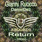Album Return de Gianni Ruocco / Danieldez