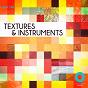 Album Textures & instruments de Tom Hillock / Nicolas Boscovic / Druc Drac