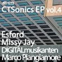 Compilation Ctsonics, vol. 4 avec Marco Piangiamore / Esford / Missy Jay / Digitalmusikanten