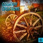 Compilation Country Creations, Vol. 2 avec Ramblin' Jack Elliott / Louise Massey, the Westerners / Snuffy Jemkins, Homer Pappy Sherrill / Grady Martin / The Stanley Brothers...