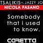 Album Somebody that i used to know (feat. jazzy jo) de Nicola Fasano / Tsalikis
