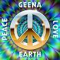 Album Mental DJ's land, vol. 2 (peace love earth) de Geena