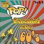 Compilation El pop español de los 60's, vol. 3 avec Los Iracundos / Danny Daniel / Los Ángeles / Los Llopis / Los Mustang...