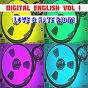 Compilation Love & hate ridim (digital english, vol. 1) avec The Meditations / Roman Stewart / Digital English / Tony Brevrette / The Bud...