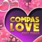 Compilation Compas love, vol. 2 avec Carimi / Nu Look / Klass / Jbeatz / Dat7...