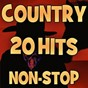 Compilation Country 20 hits (non-stop) avec Hank Snow / Jimmie Skinner / Joe White / Pete Tippit / Johnnie Ray...