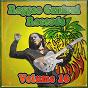 Compilation Reggae central records, vol. 10 avec Ricky General / Glenn Ricks / Respect / Kalano / The Rudies...
