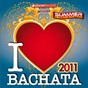 Compilation I love bachata 2011 summer deluxe edition (19 bachata hits originales) avec Andy Andy / Prince Royce / Loisaidas / Croma Latina / Luis Miguel del Amargue...
