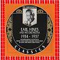 """Album 1934-1937 de Earl """"Fatha"""" Hines"""