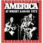 Album At Whisky A-Go-Go, 1972 (Hd Remastered Edition) de América