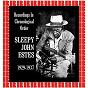 Album Recordings in chronological order, 1929-1937 (hd remastered edition) de Sleepy John Estes