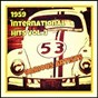 "Compilation 1959 international hits vol. 3 avec Billy Grammer / Sarah Vaughan / Franck Pourcel / The Coasters ""The Robins"" / Fabian..."