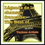 Compilation Légende de la chanson française : the best of... avec Claude Goaty / Lys Assia / Marcel Mouloudji / Dalida / Billy Nencioli...