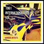 Compilation 1961 international hits vol. 1 avec Patsy Cline / Bobby Lewis / The Highwaymen / Roy Orbison / Del Shannon...