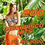Album 200 mega disco hits 70, 80, 90, 2000 de Disco Fever