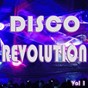 Compilation Disco revolution, vol. 1 avec Zena Dejonay / Surf Sisters / Carol Williams / Maryann Ferra / Soccer...