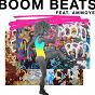 Album Boom beats (feat. ammoye) de Dapuntobeat