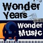 Compilation Wonder years, wonder music, vol. 55 avec The Association / Dinah Washington / Sarah Vaughan / Sonny Clark / Dimitri Tiomkin Orchestra...