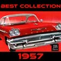 Compilation 1957 (best collection) avec Coasters / Marino Marini / Aurelio Fierro / Renato Rascel / Claudio Villa...