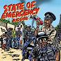 Compilation State of emergency riddim avec Jah Lil / Capleton, Kabaka Pyramid / Kumar Fyah / Mortimer / B. Anthony...