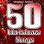 Compilation 50 christmas songs & melodies the most beautiful christmas evergreens avec Christmas Band / Bing Crosby / Mahalia Jackson / Brook Benton / Rosemary Clooney...