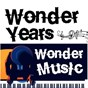 "Compilation Wonder years, wonder music 91 avec The Mar-Keys / Elvis Presley ""The King"", Carl Perkins, Jerry Lee Lewis & Johnny Cash / Astrud Gilberto / Jimmie Rodgers / Louis Prima..."
