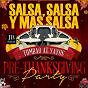 Album Salsa salsa y mas salsa (pre thanksgiving party) de Extra Latino