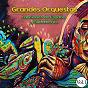 Compilation Grandes orquestas - canciones de españa y sudamérica, vol. 1 avec Ennio Morricone / Billy Vaughn / Xavier Cugat / Fausto Papetti / Augusto Algueró...