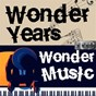 Compilation Wonder years, wonder music. 109 avec Piano Red / Eddie Fisher / Sérgio Mendes / Paul Whiteman / Johnny Burnette...