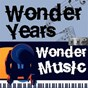 Compilation Wonder years, wonder music, vol. 118 avec Johnny Hallyday / Perry Como / Ray Charles / Édith Piaf / Gale Garnett...