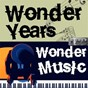 Compilation Wonder Years, Wonder Music, Vol. 123 avec Sheila / Louis Armstrong / Richard Anthony / John Mayall / Enrico Macias...