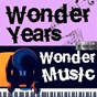 Compilation Wonder Years, Wonder Music. 144 avec Al Bano / Piero Focaccia / John Coltrane / Paul Whiteman / Louis Armstrong...