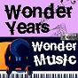 Compilation Wonder years, wonder music. 144 avec Wanda Jackson / Piero Focaccia / John Coltrane / Paul Whiteman / Louis Armstrong...