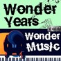 Compilation Wonder years, wonder music. 149 avec Isabella Janetti / Ray Charles / Bessie Smith / Ella Fitzgerald / Jacques Brel...