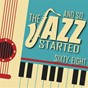 Compilation And so... the jazz started / sixty-eight avec Frank Sinatra & Count Basie & His Orchestra / Ella Fitzgerald & Duke Ellington & His Orchestra / Louis Armstrong / Vince Guaraldi / Sidney Bechet...