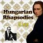 Album Liszt / hungarian rhapsodies de Alfred Brendel