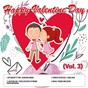 Compilation Happy valentine´s day, vol. 3 avec The Four Tops / Bread / The Association / Bobby Vinton / Ruby & the Romantics...