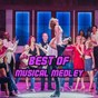 Album Best of musical medley: fame / over the rainbow / maria / memory / let the sunshine in / faust / don't cry for me argentina / ziggy / tea for two / maniac / the rose / pinball wizard / moon river / singin' in the rain / what I did for love / what a feelin de High School Music Band