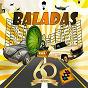 Compilation Baladas, años 60 avec Los Diablos Negros / Ten Boys / Alex Y Los Finde / Los Estudiantes / Teen Boys...