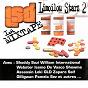 Compilation LSD (la mixtape) avec Loki / L Parano, Shoddy, William International, GLD / Éric Pelletier / Webster, GLD, Showme, Sez / Limoilou Starz...