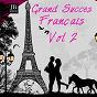 Compilation Grands succès français vol. 2 avec Dalida / Édith Piaf / Cora Vaucaire / Yves Montand / Bourvil...