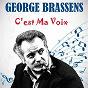Album C'est ma voix de Georges Brassens