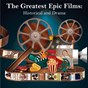 Compilation The greatest epic films (historical and drama) avec Alex North / Maurice Jarre / Ernest Gold / The Royal Philharmonic Orchestra / Miklós Rózsa...