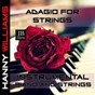 Album Adagio for strings (instrumental piano and strings) de Hanny Williams