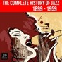 Compilation The Complete History of Jazz (Giant Steps) avec Sarah Vaughan / Shorty Rogers / Stan Getz / Gerry Mulligan / Stan Kenton & His Orchestra...