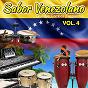 Compilation Sabor venezolano (vol. 4) avec Celia Cruz Con la Sonora Matancera / Los Blanco / Los Master's / Mario Y Sus Diamantes / Emír Boscán Y Los Tomasinos...