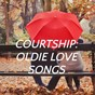 Compilation Courtship: oldie love songs avec Richard Chamberlain / Pat Boone / Frankie Avalon / The Harptones, Peggy Farmer / Bobby Hendricks...