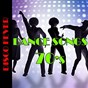 Compilation Dance songs 70's avec Amp / The Dance Queen Group / Bad Girls