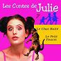 Album Les contes de julie 7 (le chat botté & le petit poucet) de Julie